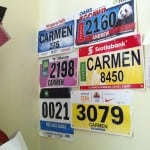 What Do You Do With Your Old Race Bibs and Medals?