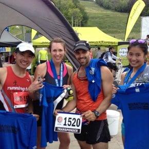 The North Face Marathon Relay Endurance Challenge