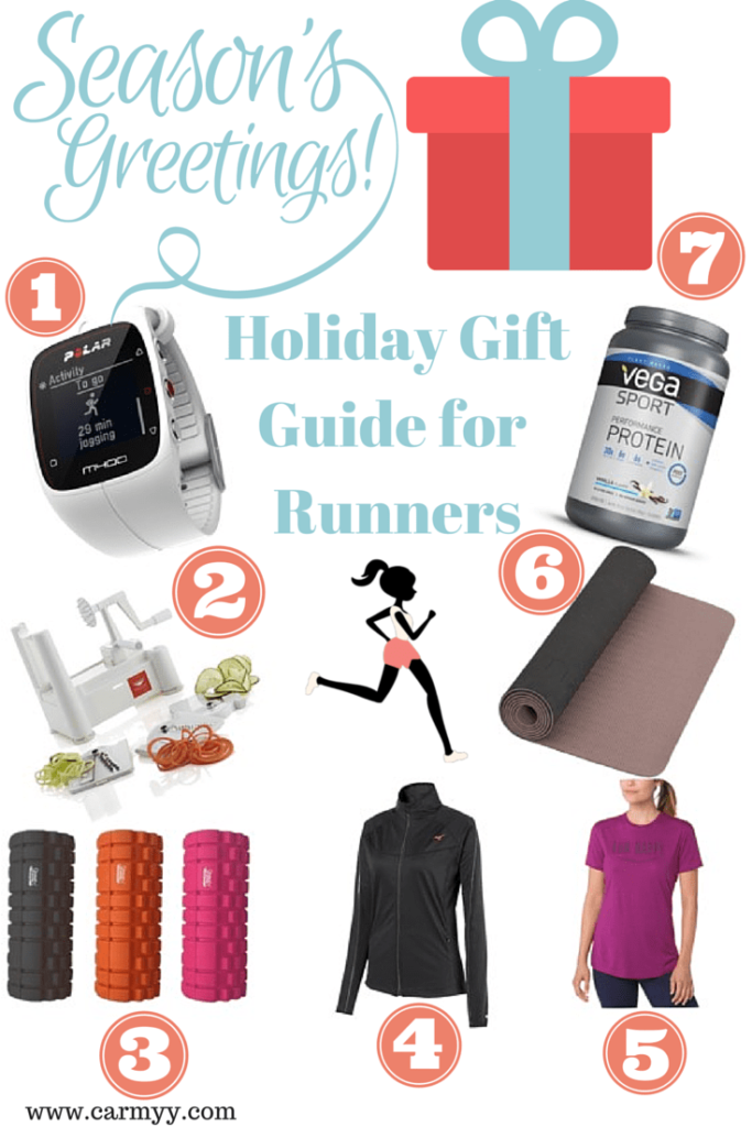 Use this gift guide for runners as inspiration for your own shopping list for the fellow runner in your lives or pass it on to friends and family to give them ideas of what you would love this year