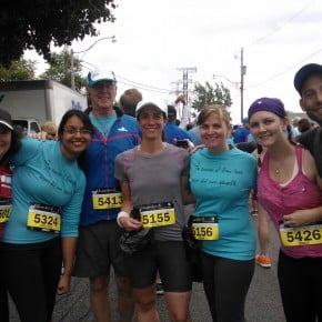 What Running Means – Guest Post