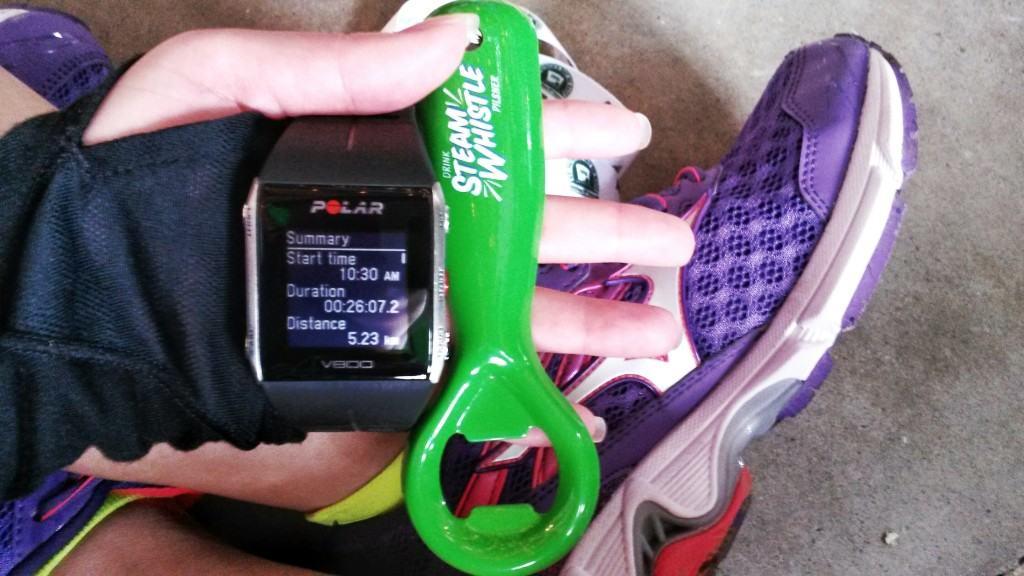Toronto: Achilles Canada 5K race report