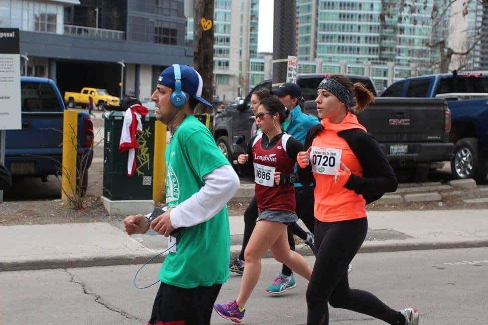 Toronto: Achilles Canada 5K Race Recap