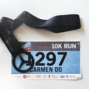 Race Report: Mercedes-Benz 10k, Oakville