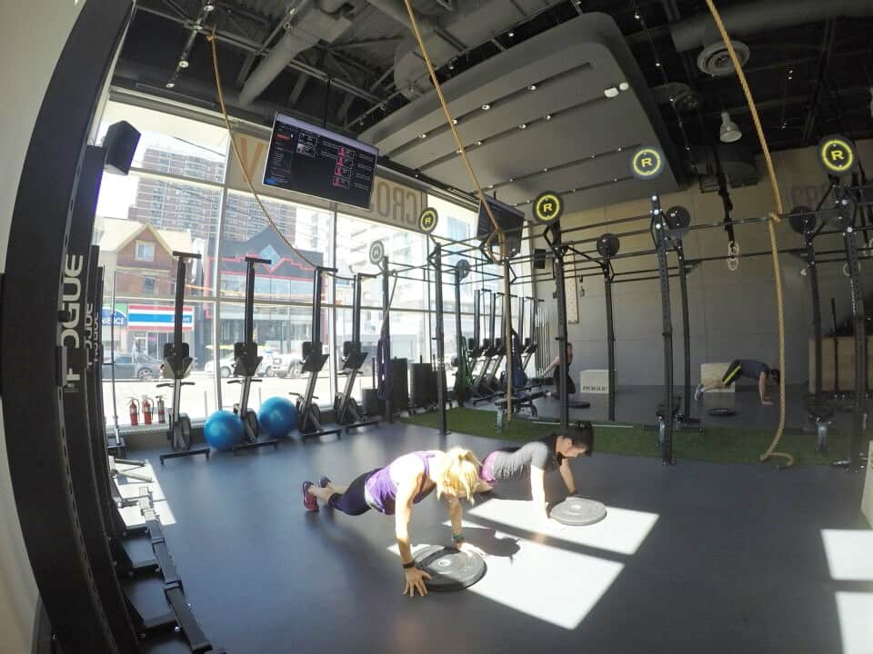 Try it Tuesday: Crossfit YKV