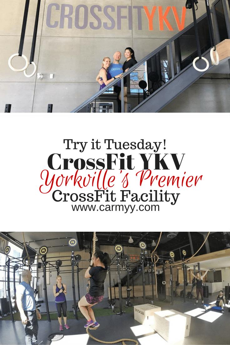 Try it Tuesday: Crossfit YKV - Carmy - Run Eat Travel