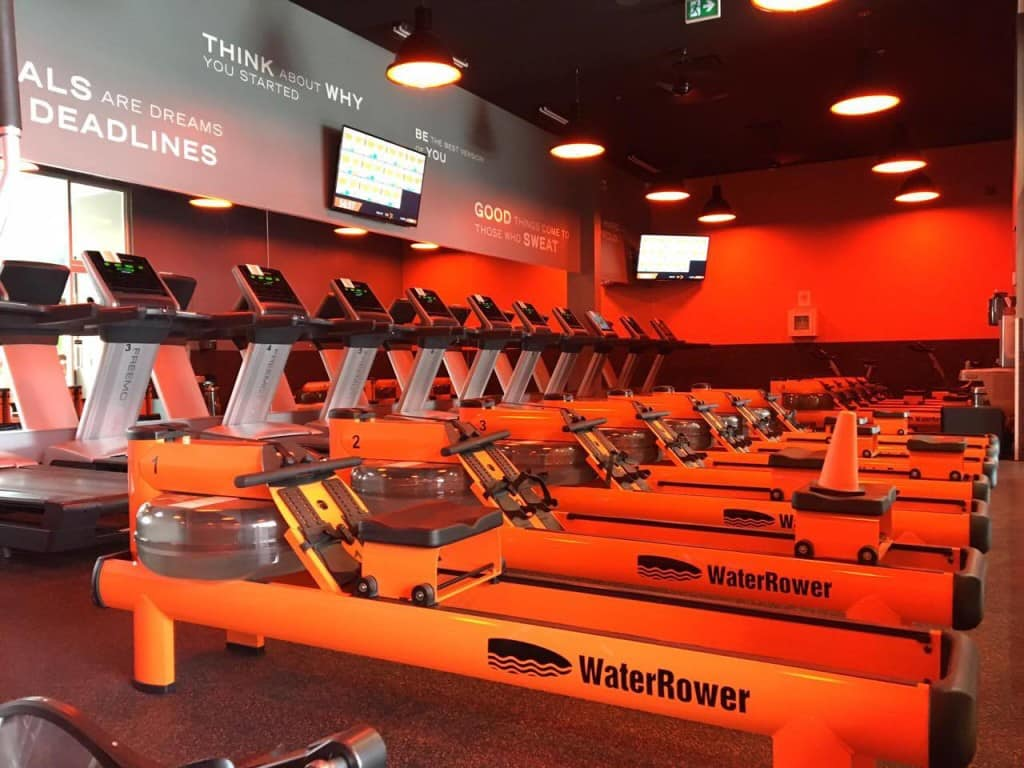 Try It Tuesday: OrangeTheory Fitness www.carmyy.com