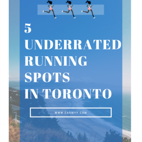 5 Underrated Running Spots in Toronto