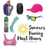 Summer Running Must Haves
