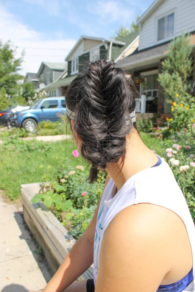 Tried and Tested: Sweat Proof Hairstyles www.carmyy.com