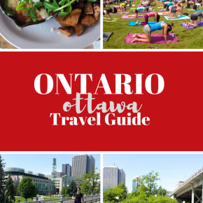 Where to Stay, Go, Eat, and Run in Ottawa