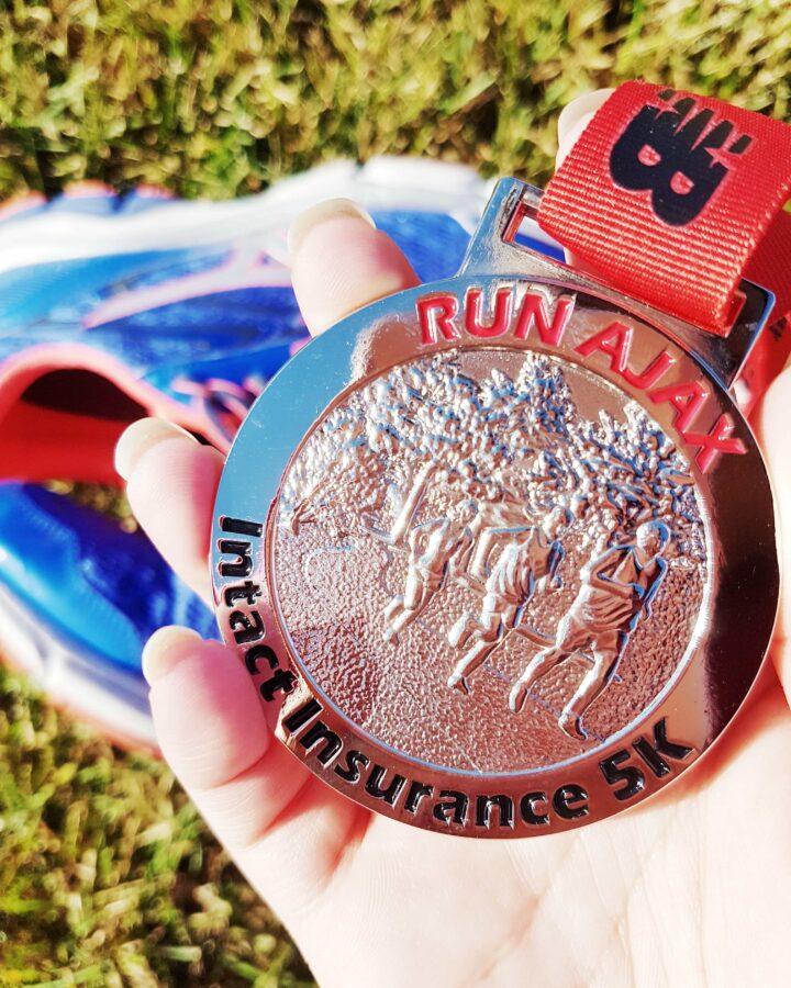 Run Ajax Race Report