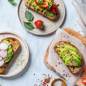 Healthy No-Cook Breakfasts