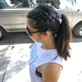 Tried & Tested: Olympics Inspired Hairstyles