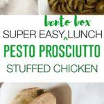 Pesto Prosciutto Stuffed Chicken