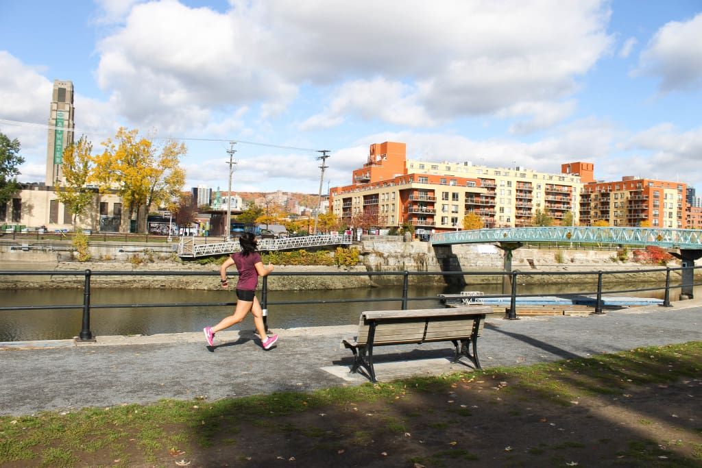 Where to run in Montreal (or walk!)