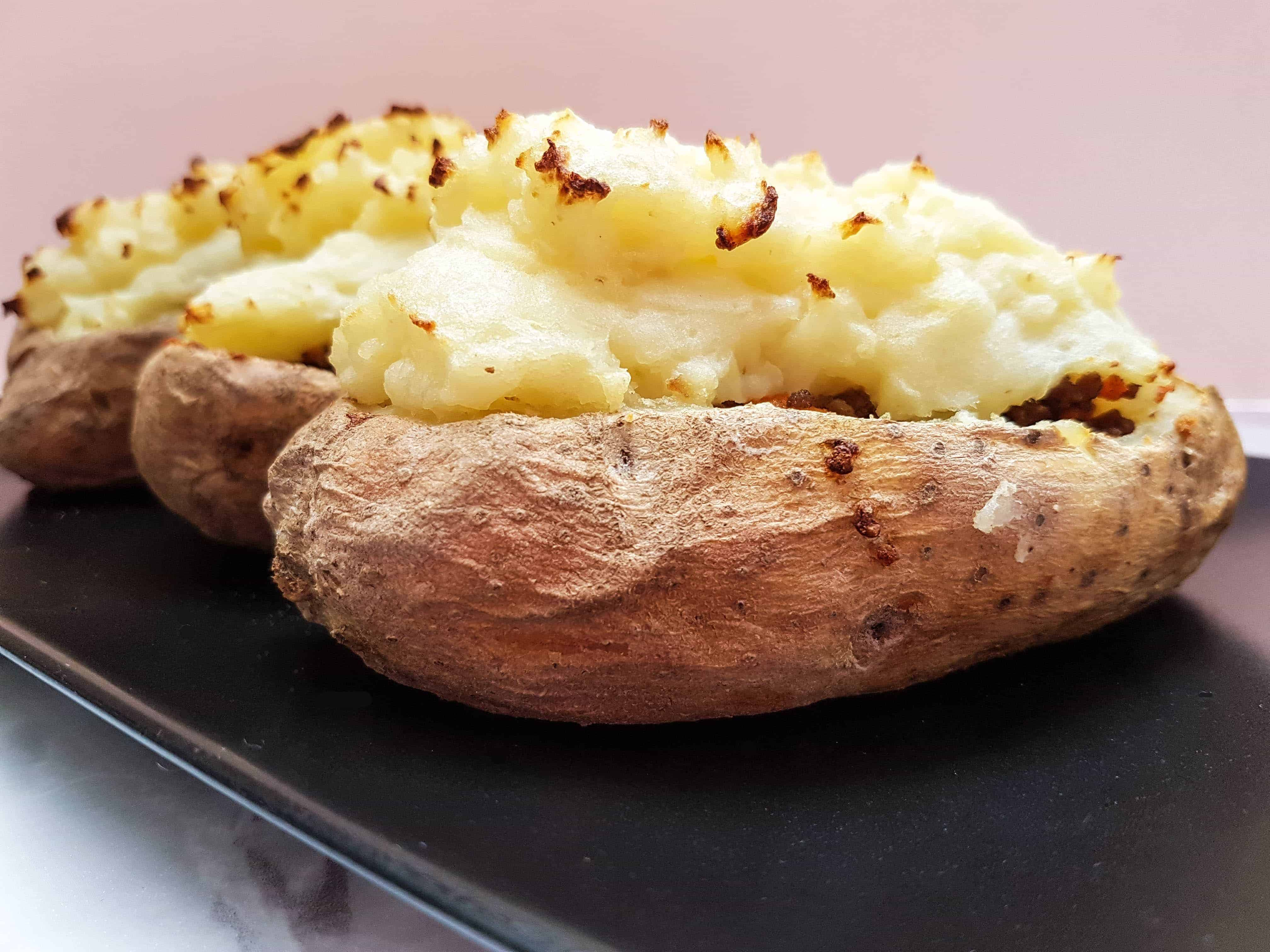 Cottage Pie Twice Baked Potatoes - Carmy - Run Eat Travel