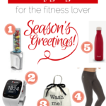 Holiday Gift Guide for Fitness Lovers