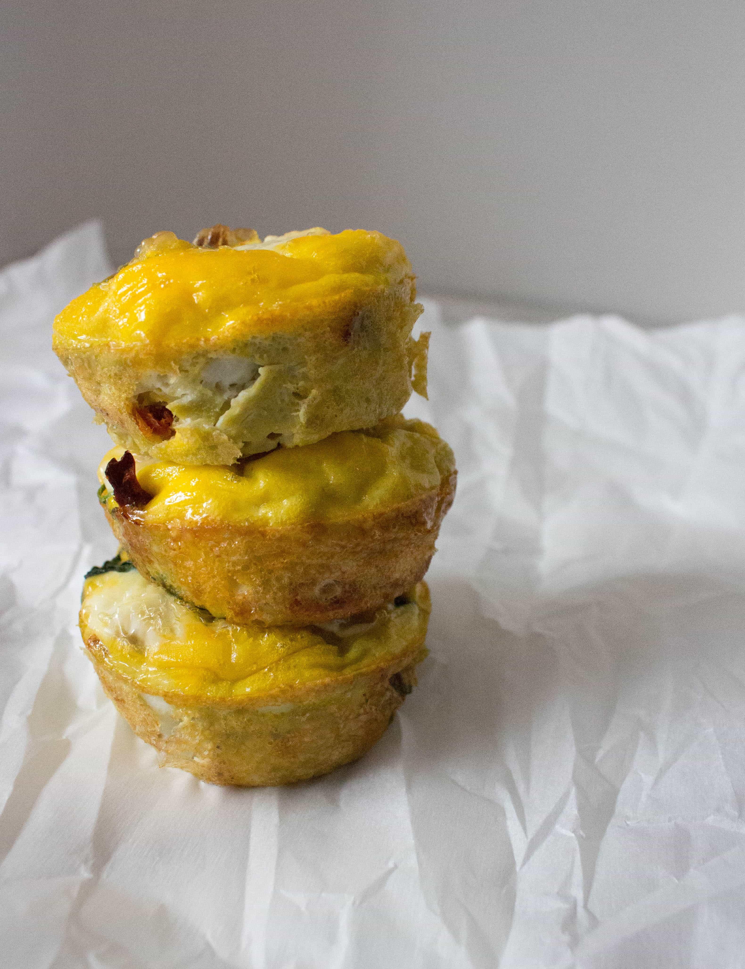 Meal Prep Idea: Eggs in Muffin Tin