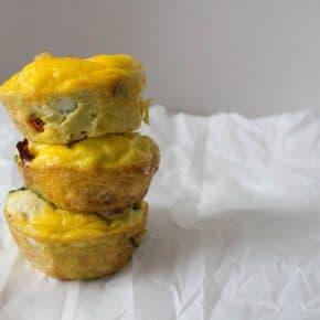 Meal Prep Idea: Eggs in Muffin Tin + Video