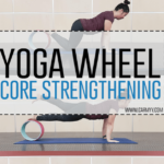 Core Strengthening with a Yoga Wheel ft YogDev