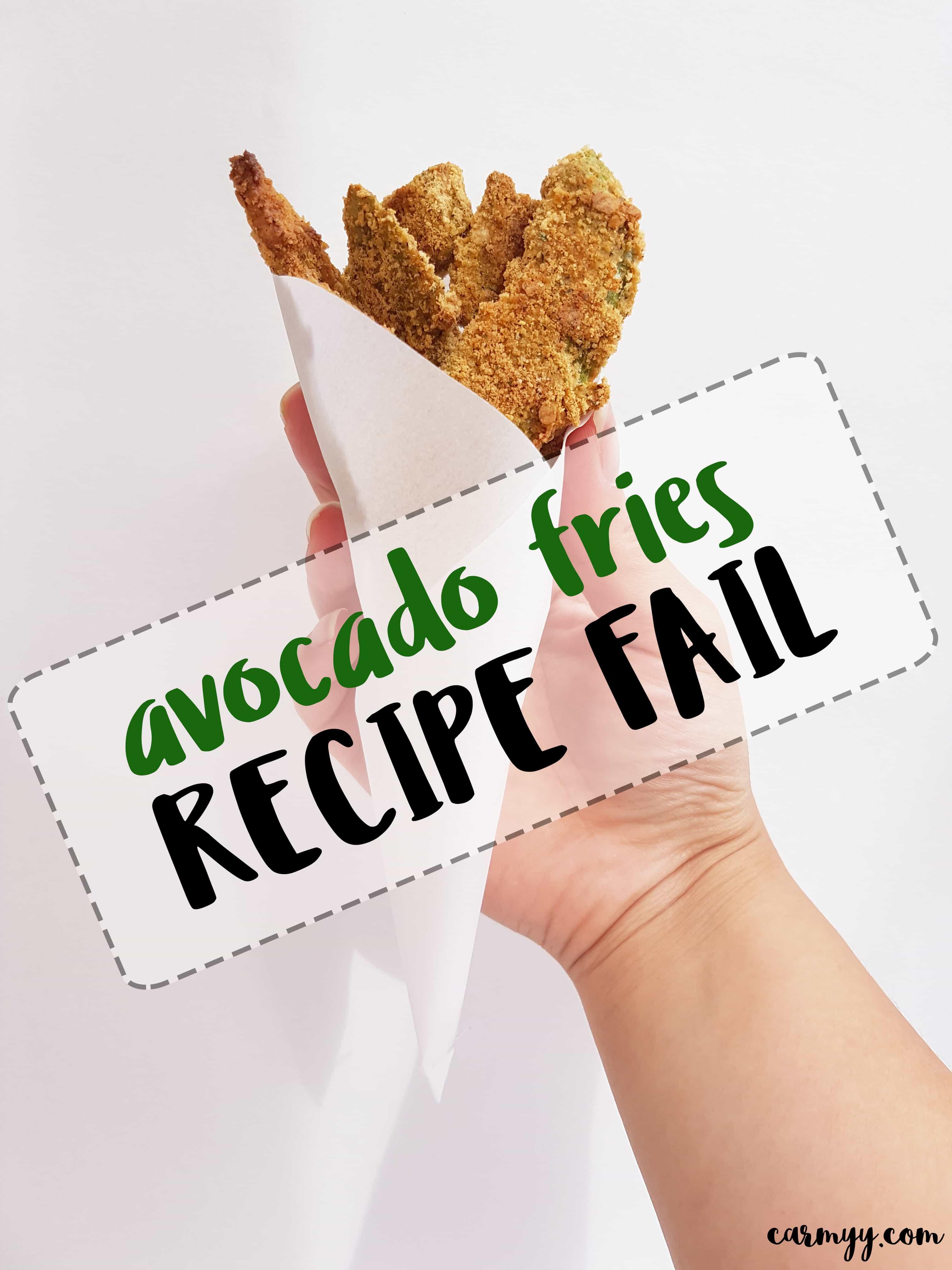 Test Kitchen: 2016 Recipe Fail, Avocado Fries