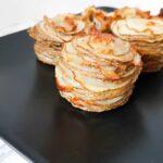 Parmesan Potato Stacks (With a Spiralizer)