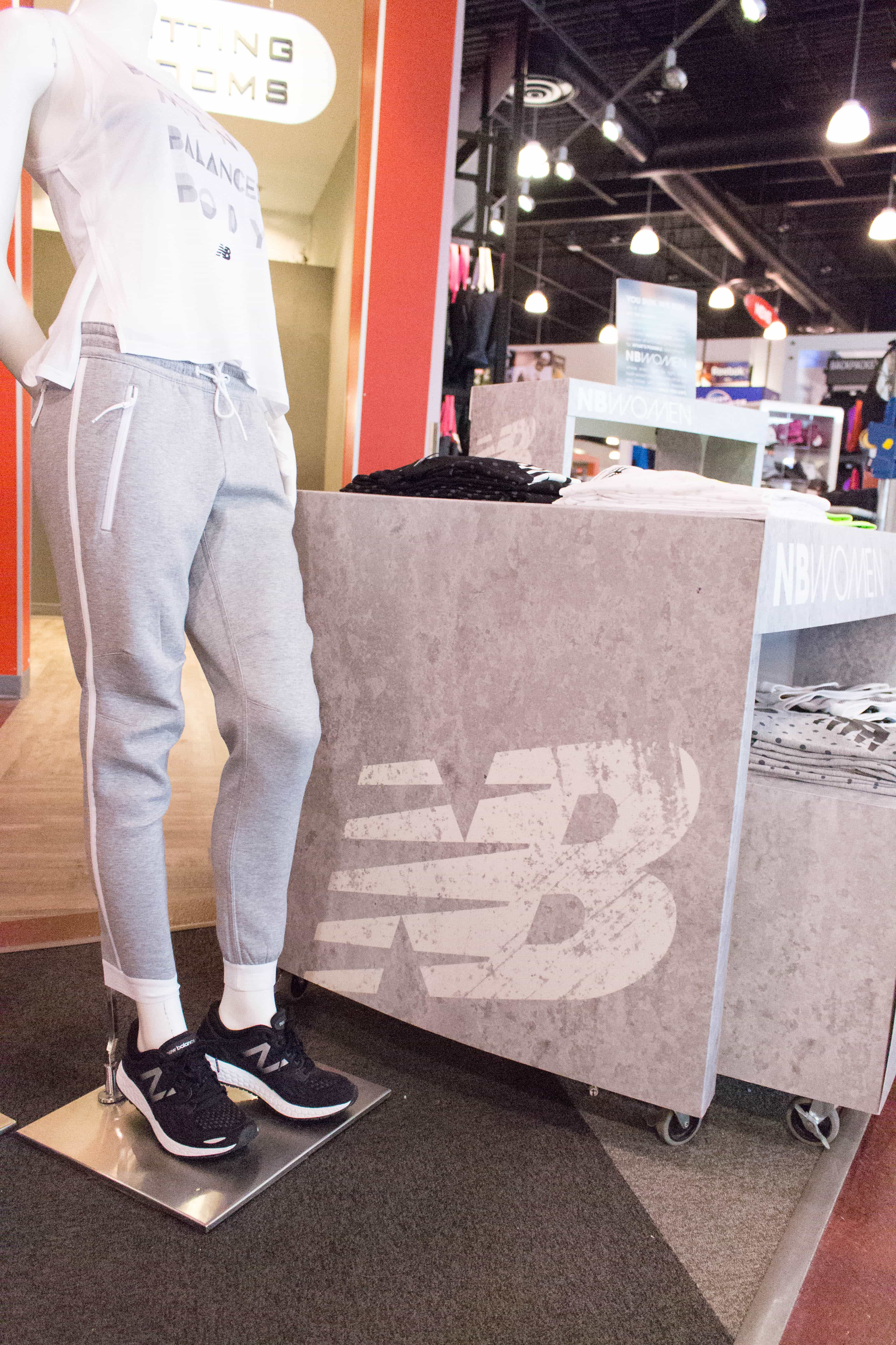 Five Things Friday ft New Balance Flex Space