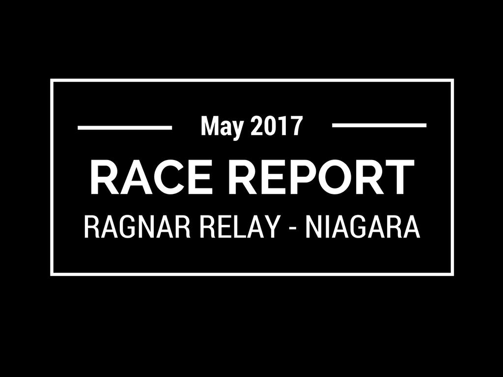 Ragnar Relay Niagara