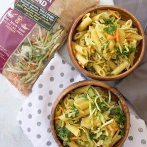 Meal Prep Power Blend Pasta Salad
