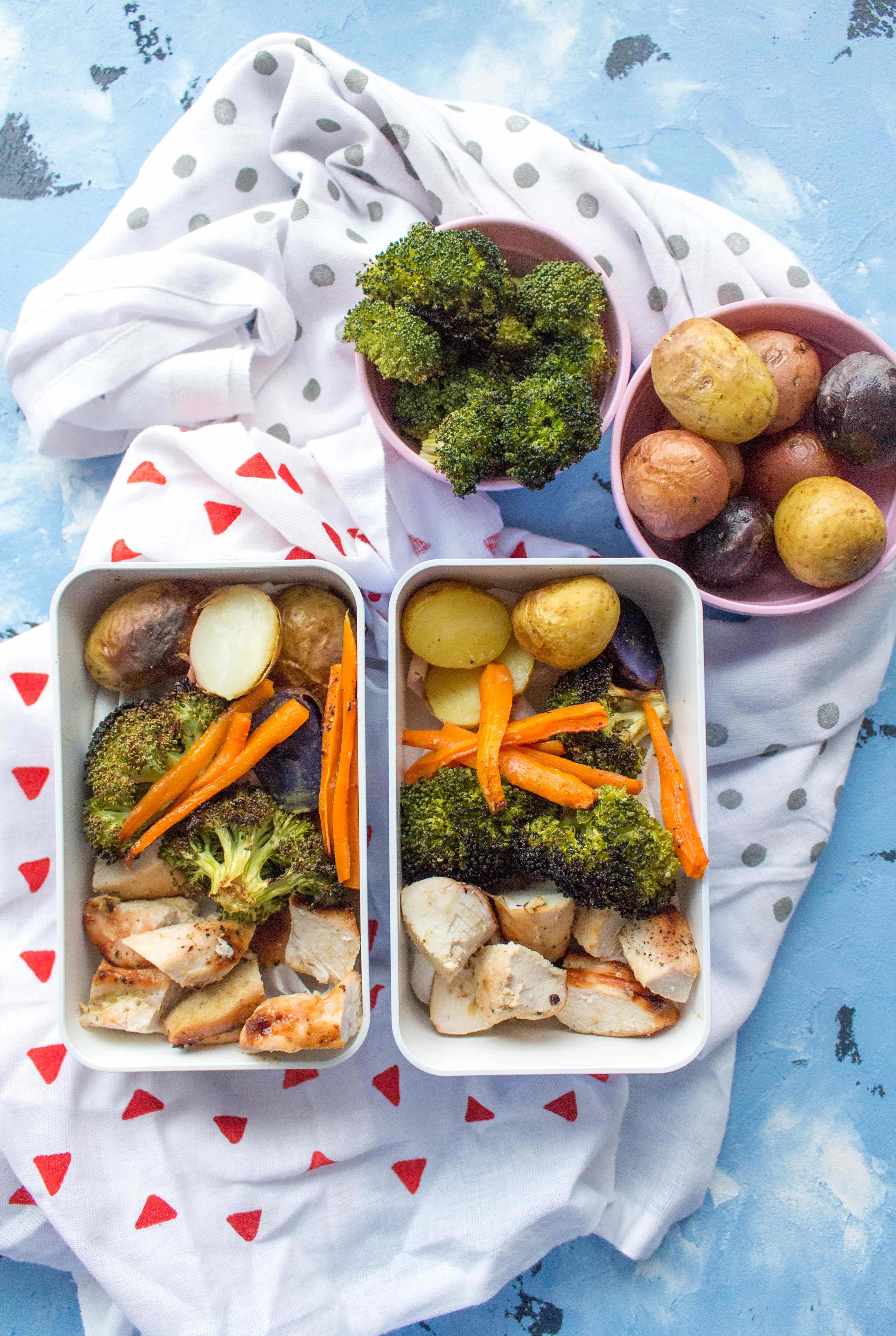 need a meal prep idea for this week why not try this one sheet pan