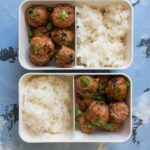 These Honey Sriracha Turkey and Mushroom Meatballs are the perfect blend of sweet and spicy that leaves you wanting more. These are perfect as an appetizer or as part of your weekly meal prep.