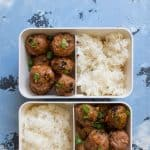 TheseHoney Sriracha Turkey and Mushroom Meatballs are the perfect blend of sweet and spicy that leaves you wanting more. These are perfect as an appetizer or as part of your weekly meal prep.