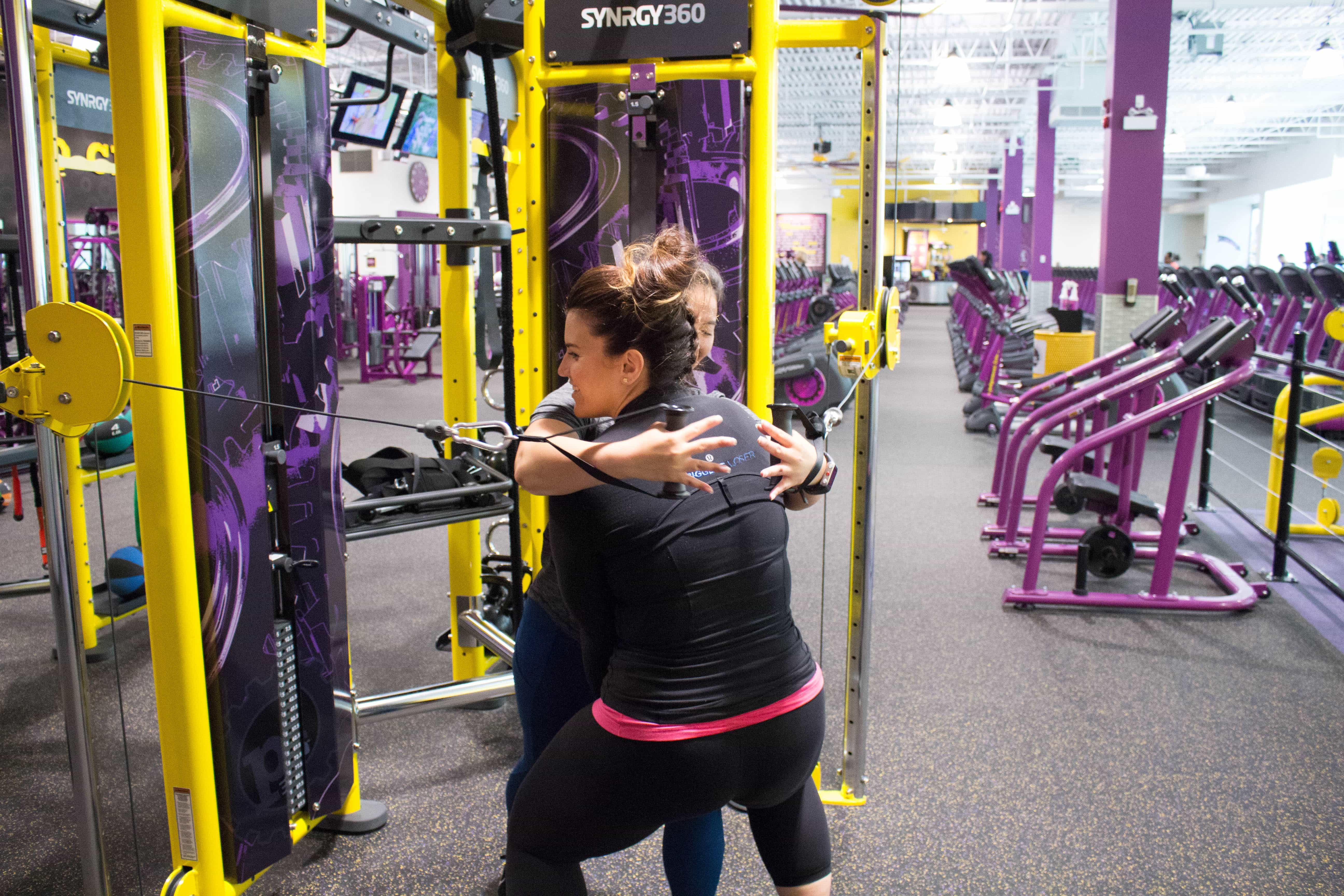 Are you looking for a no frills gym with low rates in Toronto? Check out the new Planet Fitness location at Gerrard Square!