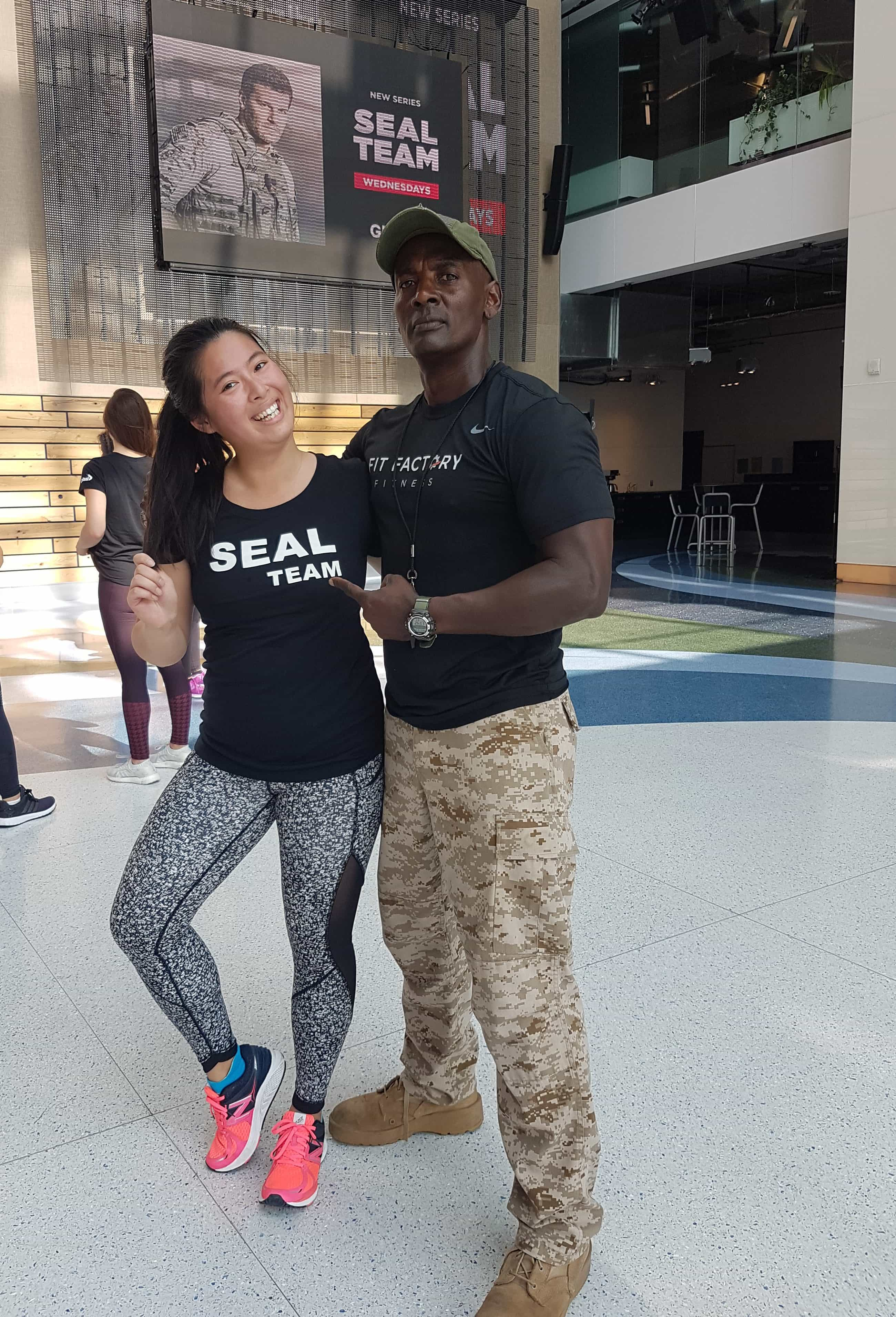 The Brave, SWAT, and Seal Team GlobalTV FitFactoryTO