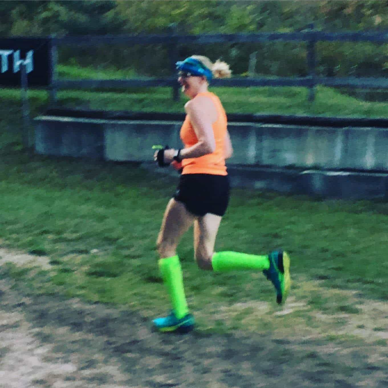 RACE REPORT: Cottage Country Ragnar Trail Relay Sept 8-9