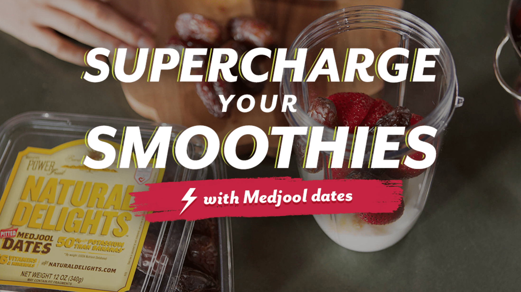 Supercharge your smoothie