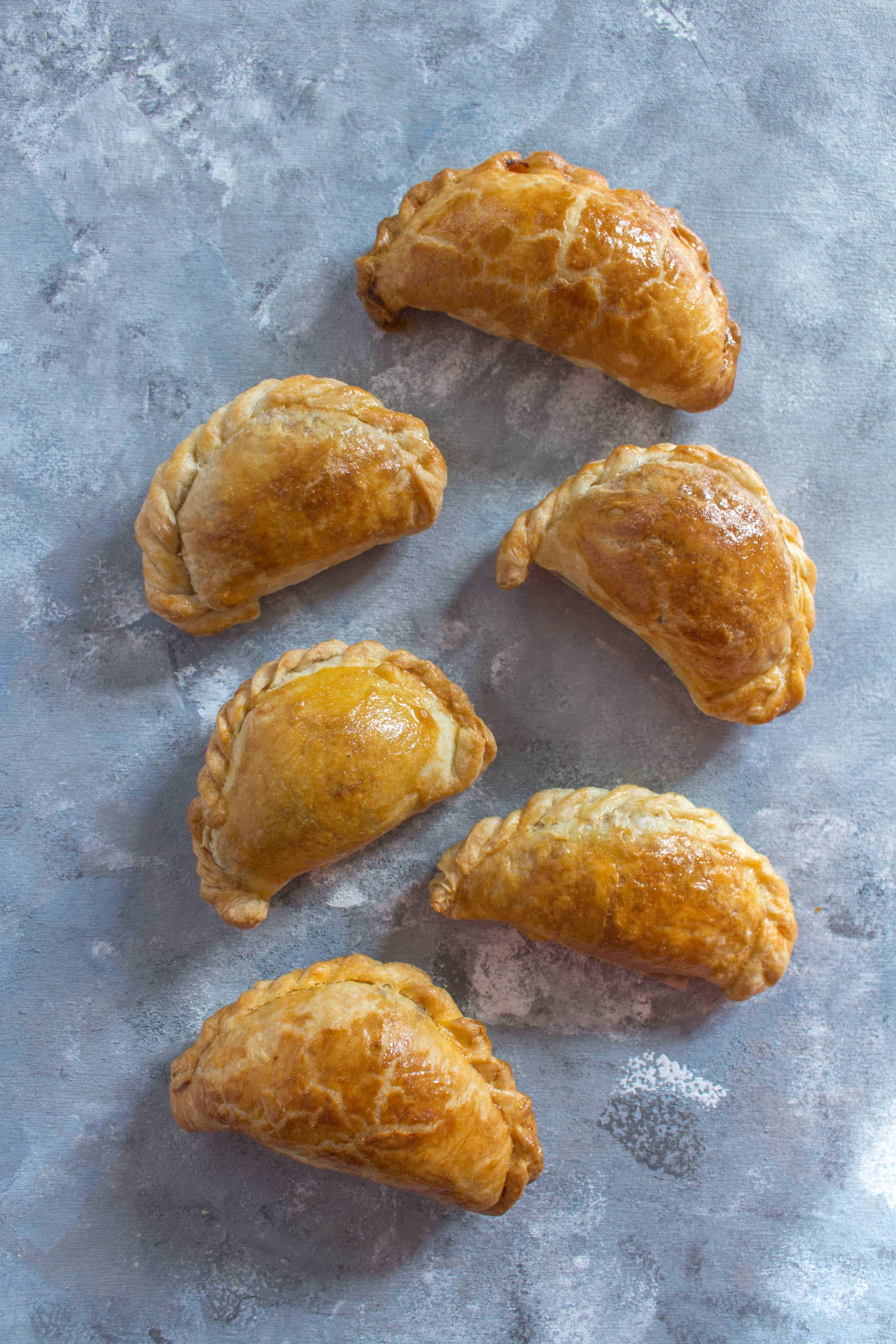 freezer friendly beef empanadas