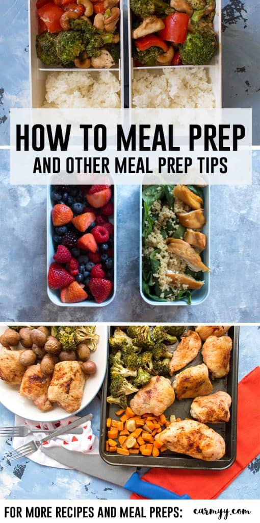 Let's break down meal prepping today with a meal prep 101 Q&A: what is meal prepping, why you should meal prep, and more!