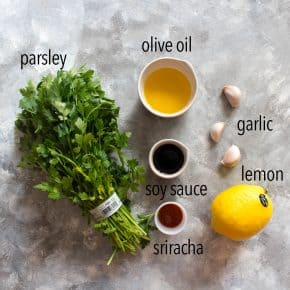 Lemon Parsley Garlic Easy Freezer Friendly Chicken Marinades