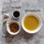 sweet and sour Freezer Friendly Chicken Marinade