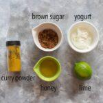 yogurt curry Freezer Friendly Chicken Marinade