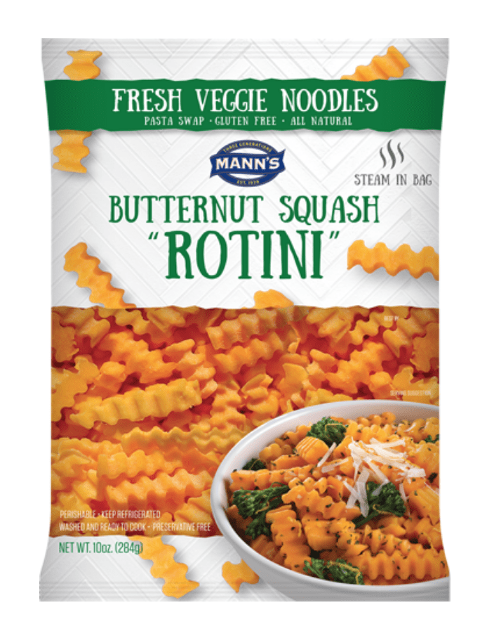 "how to use mann's Butternut Squash ""Rotini"""