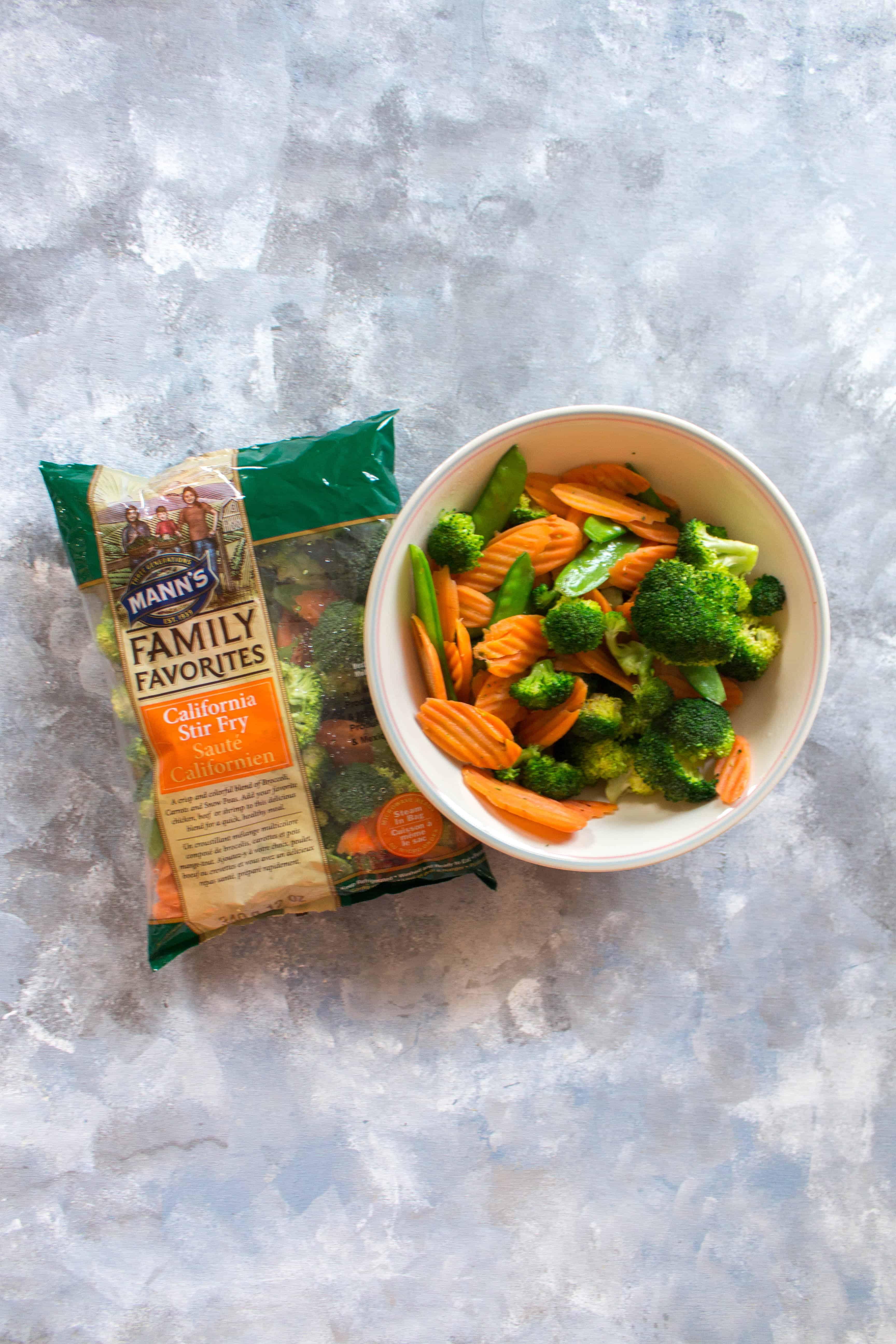 Mann's Fresh Vegetables California Stir Fry