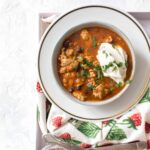 Healthy Instant Pot Turkey and Lentil Chili + Video ( + Stove Top, Slow Cooker Instructions)