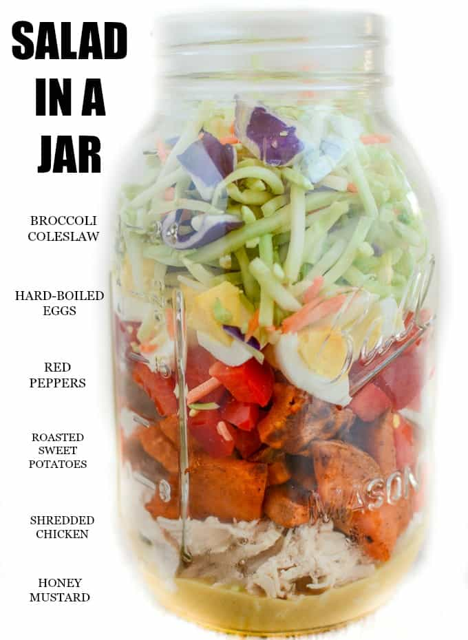 mason jar recipes meal prep ideas