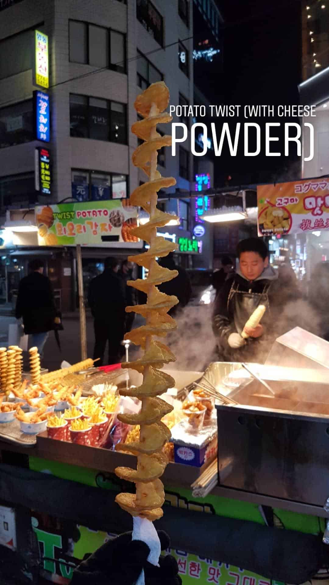 Myeongdong Night Street Market
