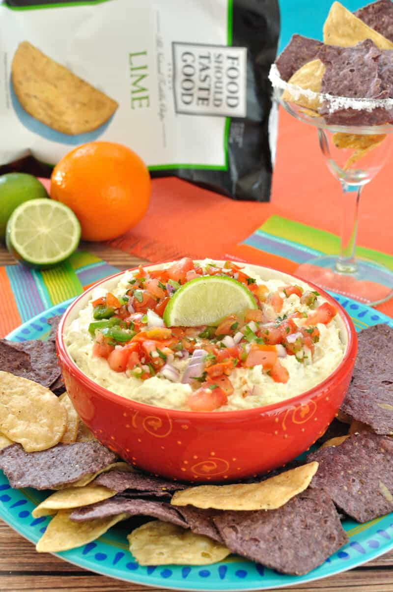 Last Minute Potluck Ideas: Dips