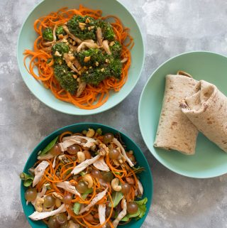Do you have some leftover rotisserie chicken? Looking for a way to revive these leftovers into new dishes? Check out these 3 easy leftover rotisserie chicken recipes that's freshen up your leftovers!