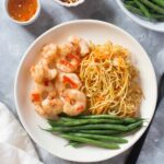This Shrimp with Homemade Sweet and Spicy Chili Sauce Meal Prep is loaded with flavour and will have you reaching for seconds!