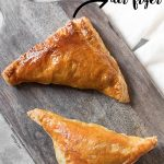 Looking for a savoury hand pie to start off the day? Try these Freezer Friendly Spinach and Cheese Hand Pies! Both air fryer and oven instructions are included.
